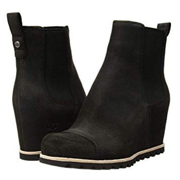 5e42090fd2a5 Ugg Pax Waterproof Wedge Boot. M 5c6b5c8faaa5b80992e87e9c